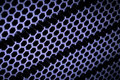 Abstract Metallic Grid Royalty Free Stock Photography - 23687867