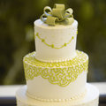Wedding Cake Stock Photo - 23698300