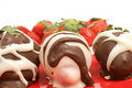 Chocolate Covered Strawberry Stock Photos - 2374773