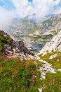 Summer Mountains In Durmitor Stock Photography - 23709242