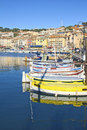 Port Of Cassis, France Royalty Free Stock Image - 23714766