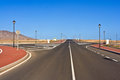 New Roads For A Development Area Stock Images - 23715354