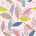 Leafs Pattern Stock Images - 23725324