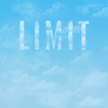The Sky Is The Limit Stock Image - 23727571