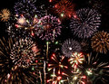Fireworks Display Stock Photo - 23733940