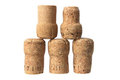 Champagne Corks Stock Images - 23739704