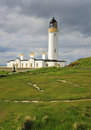 Helicopter Pad, Mull Of Galloway Lighthouse Royalty Free Stock Photography - 23745377