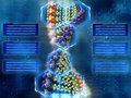 DNA Background Stock Photos - 23750593