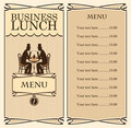 Business Lunch Stock Images - 23756394