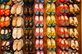 Dutch Clogs Amsterdam Stock Images - 23777854