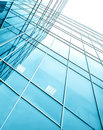 Glassy Texture Business Center Royalty Free Stock Photos - 23788048