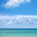 Sea And Blue Sky Royalty Free Stock Images - 23794559