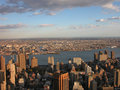 View From Empire State Buildin Stock Photography - 2385792