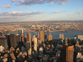 View From Empire State Buildin Royalty Free Stock Images - 2385799