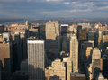 View From Empire State Buildin Royalty Free Stock Photo - 2385905