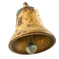 Old Bronze Bell Stock Images - 23801884