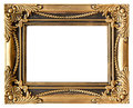 Love Gold Frame Royalty Free Stock Photo - 23807405