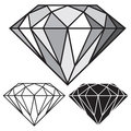 Diamond Royalty Free Stock Photo - 23810765