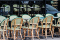 Wicker Chairs Royalty Free Stock Image - 23820796