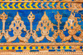 Wall Ornaments. Gwalior Fort Royalty Free Stock Photo - 23827085