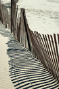 Beach Fence Abstract Royalty Free Stock Photography - 23831317