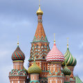 Cathedral Of St. Basil Stock Photos - 23834283