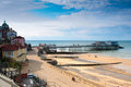 Cromer. Seaside Town In Norfolk, England Stock Photography - 23850242