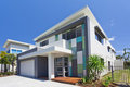 Modern House Front Royalty Free Stock Photos - 23851118