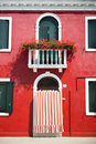 Front Door Of Home / Old European House / Italy Stock Images - 23858944