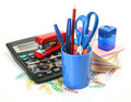 Office Accessories Royalty Free Stock Image - 23880416