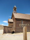 Bodie Ghost Town Royalty Free Stock Images - 23893829