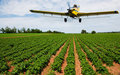 Crop Dusting Royalty Free Stock Images - 23925649