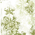 Vintage Flowers Background Royalty Free Stock Image - 2406746