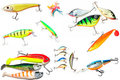 Fishing Lure (Wobbler) Stock Photography - 24009242