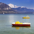 Lake Annecy Stock Photos - 24012013