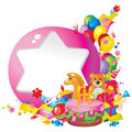 Children S Birthday Royalty Free Stock Images - 24018549