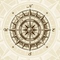 Vintage Compass Stock Photography - 24024572