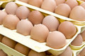 Brown Eggs Stock Photos - 24026473