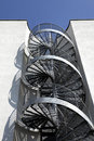 Spiral Stairway Stock Image - 24028551