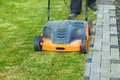 Cutting Grass Stock Images - 24041204