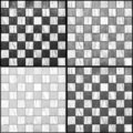 4 Chessboards Royalty Free Stock Photo - 24052655