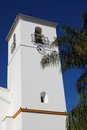 Church Bell Tower, Coin, Spain. Royalty Free Stock Photo - 24059405