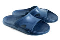 Rubber Flip Flops Royalty Free Stock Photography - 24077327