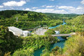 Hydro Powerplant Stock Images - 24081794