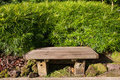 Wood Bench Stock Images - 24083384