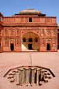 Outside Architecture Of The Red Fort Royalty Free Stock Image - 24093676