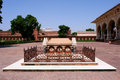 Outside Architecture Of The Red Fort Royalty Free Stock Photo - 24093725