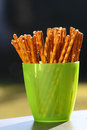 Wheat Salt Sticks Stock Photos - 24095993