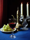 Wine In A Glass Royalty Free Stock Photo - 2410325
