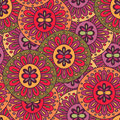 Abstract Motley Seamless Pattern Royalty Free Stock Image - 24138996